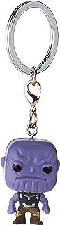 Funko Pocket Pop! Keychain: Marvel Thanos Action Figure - 27301