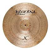 Istanbul Mehmet Cymbals Jazz Series CJ-R22MC Jazz Ride 22-Inch Cymbal