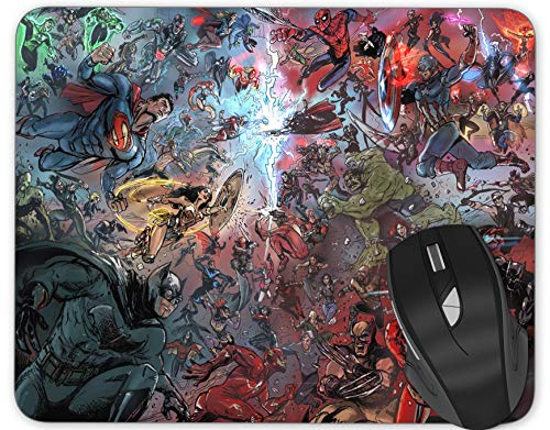 Marvel Hero Mouse Pad Office Mouse Pad Gaming Mouse Pad Mat Mouse Pad