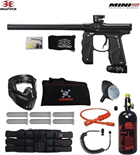 Empire Mini GS Corporal HPA Paintball Gun Package