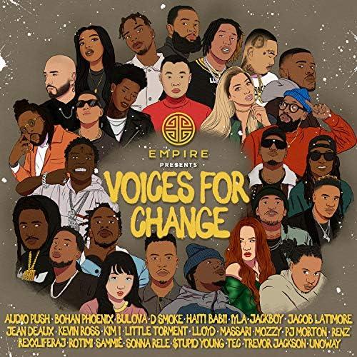 Jean Deaux & Voices for Change