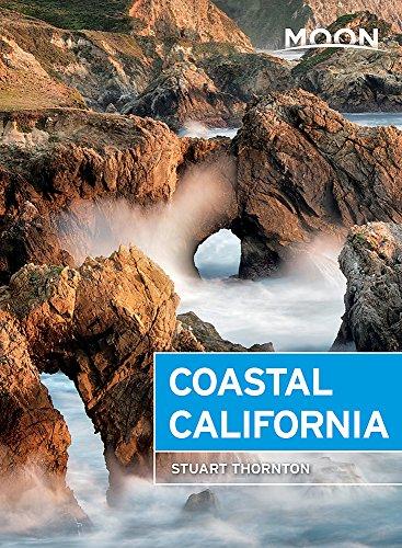 Moon Coastal California (Travel Guide) Big Sur Coast Highway