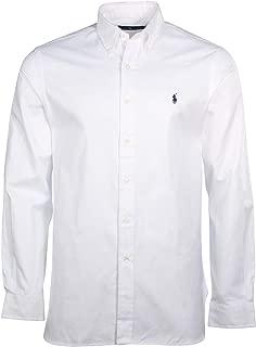 RALPH LAUREN Men's Slim FIT Cotton Twill Button-Down Shirt