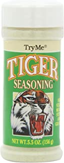 Try Me Tiger Seasoning, 5.5-Ounce (Pack of 6)