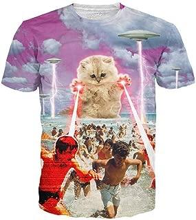 Best cat laser shirt Reviews