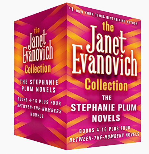 The Janet Evanovich Collection: The Stephanie Plum Novels (Books 4 to 16 plus four Between the...
