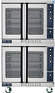New Duke Commercial Gas Convection Oven Double Deck Stack Full Size Floor Model