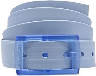 tie-ups Cintura in Gomma e plastica Blue Cloud