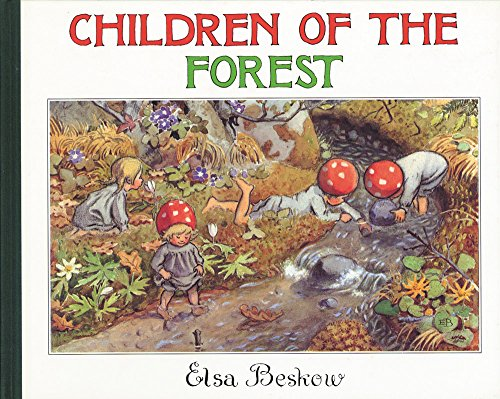Beskow, E: Children of the Forest