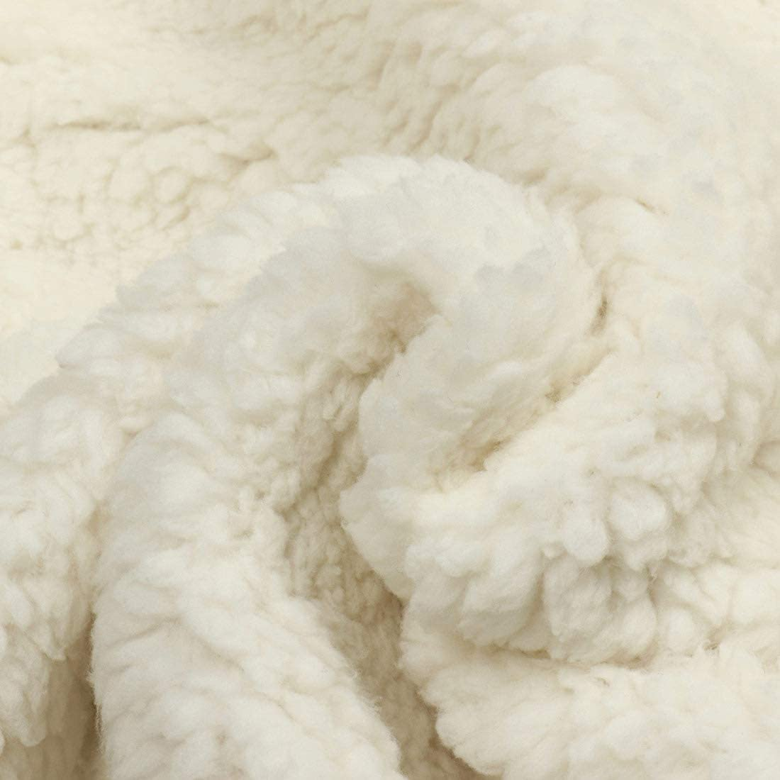 Women Fleece Corduroy Jacket Fashion Thermal Lined Jacket Casual Winter Coats