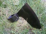 mapsyst Hewing Goosewing Bearded Broad Axe Head - Viking Style- Extr Rare!!!