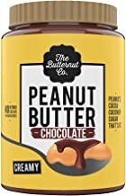 The Butternut Co. Peanut Butter Chocolate, 1 Kg (No Refined Sugar, High Protein, 100% Natural)