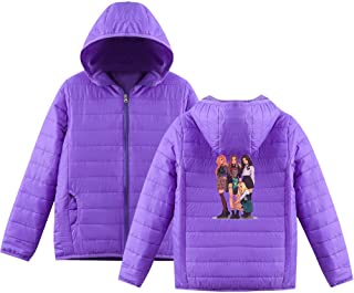 CWSY Women's Hooded Packable Ultra Light Weight Short Down Jacket