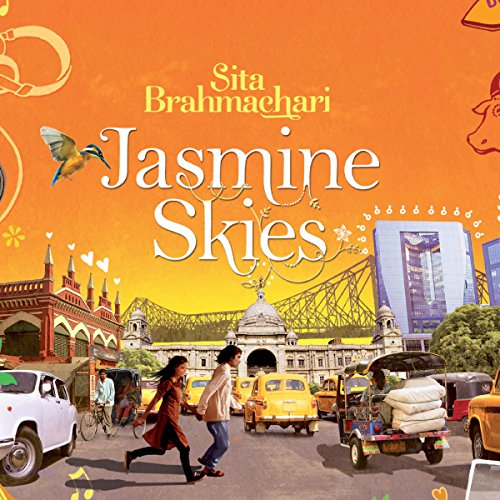Jasmine Skies audiobook cover art