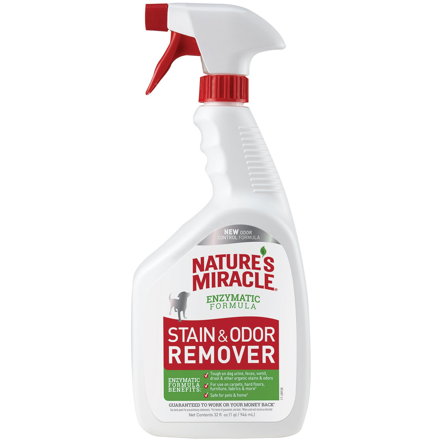 Natures Miracle Remover Control Formula