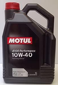 Engine Lubricating Oil 4100 PERFORMANCE 10W40