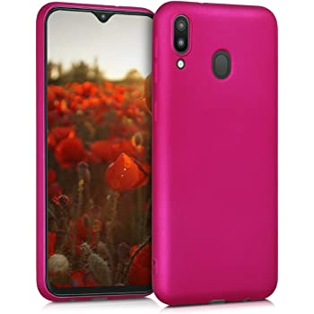 kwmobile Funda Compatible con Samsung Galaxy M20 (2019): Amazon.es ...