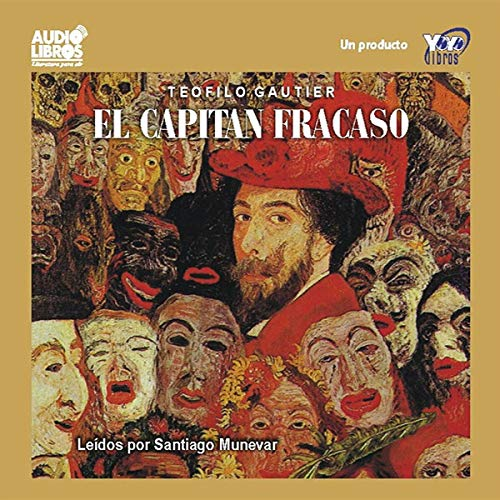 El Capitan Fracaso [Captain Fracasse] cover art