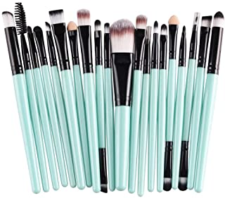 AprFairy Eye Makeup Brushes Set, 20 Piece Eyeshadow Brushes Set Professional Makeup Brushes Eye Shadow Concealer Eyebrow Eyelash Eye Liners Blending Make Up Brushes with Soft Synthetic Wool