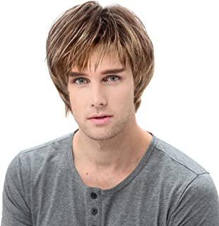 Best natural hair wigs for male Reviews