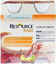 Resource Fruit Pear Cherry 800A ml Liquid Estimated Price : £ 17,11