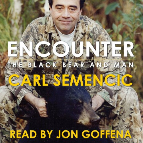Encounter audiobook cover art