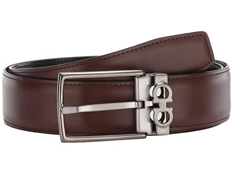 Salvatore Ferragamo Adjustable/Reversible Belt - 67A037