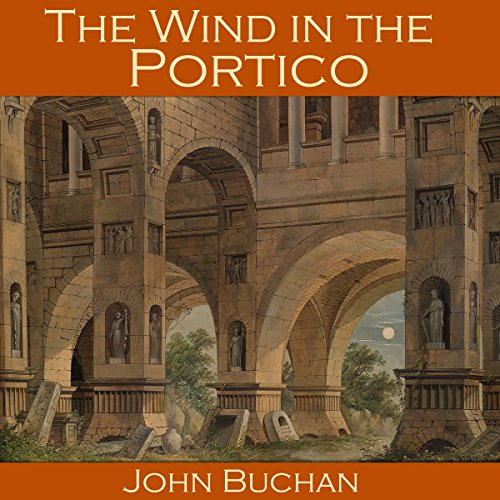 The Wind in the Portico audiobook cover art