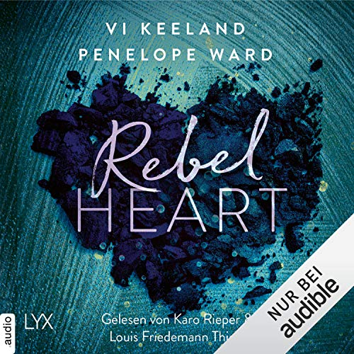 Rebel Heart (German edition) cover art