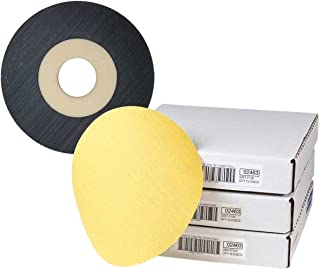 Norton 9-Inch Sanding Discs for Porter Cable 7800 Drywall Power Sander (150 Grit - 45 Pack w/Backup Pad)