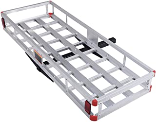 Best receiver hitch carrier aluminum Reviews