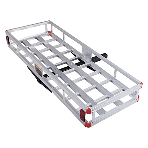 Reese Explore 1395800 Aluminum Hitch Mount Cargo Tray