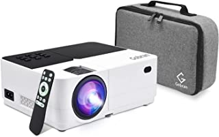 Portable Native 1080P Projector, Gobran 8000L Full HD...