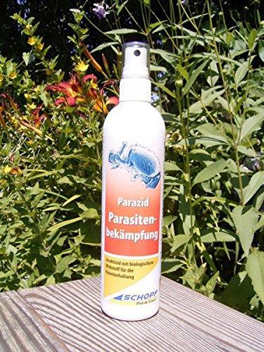 Schopf 310084parazid Desinfectante para jaulas, 200ml