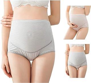 Nero//Beige//Bianco//Grigio//Rosa Gravidanza Set da 1 /& 3 pezzi per donna 5700 addome Slip per gravidanza Mix di cotone Herzmutter