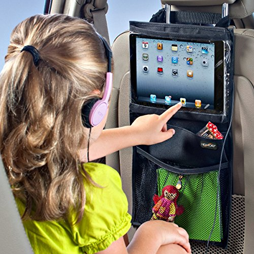 High Road iPad and Tablet Car Seat Organizer