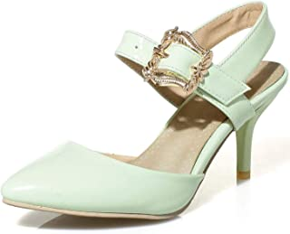 Fashion-Sex Women Sandals Ladies Sandalias Mujer High Heels Pointed Toe Sexy Slingback Party Wedding Shoes Thin Heels