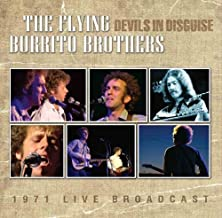 Devils in Disguise Import Edition by Flying Burrito Brothers (2012) Audio CD