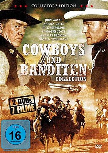 Cowboys und Banditen Collection [7 Filme auf 2 DVDs] [Collector's Edition]