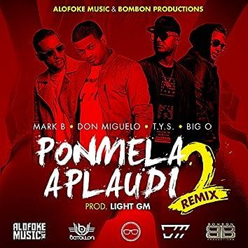 Ponmela Aplaudi (Remix 2)