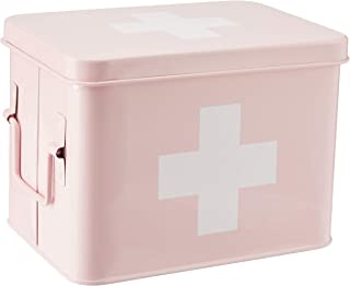 TRUFFULA FOREST - PASTEL PINK FIRST AID BOX