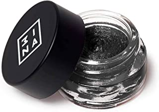 3INA Makeup Cruelty Free Paraben Free Cream Eyeshadow 3 ml - 315 Black