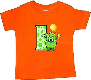 inktastic 1st Birthday Monster Baby T-Shirt