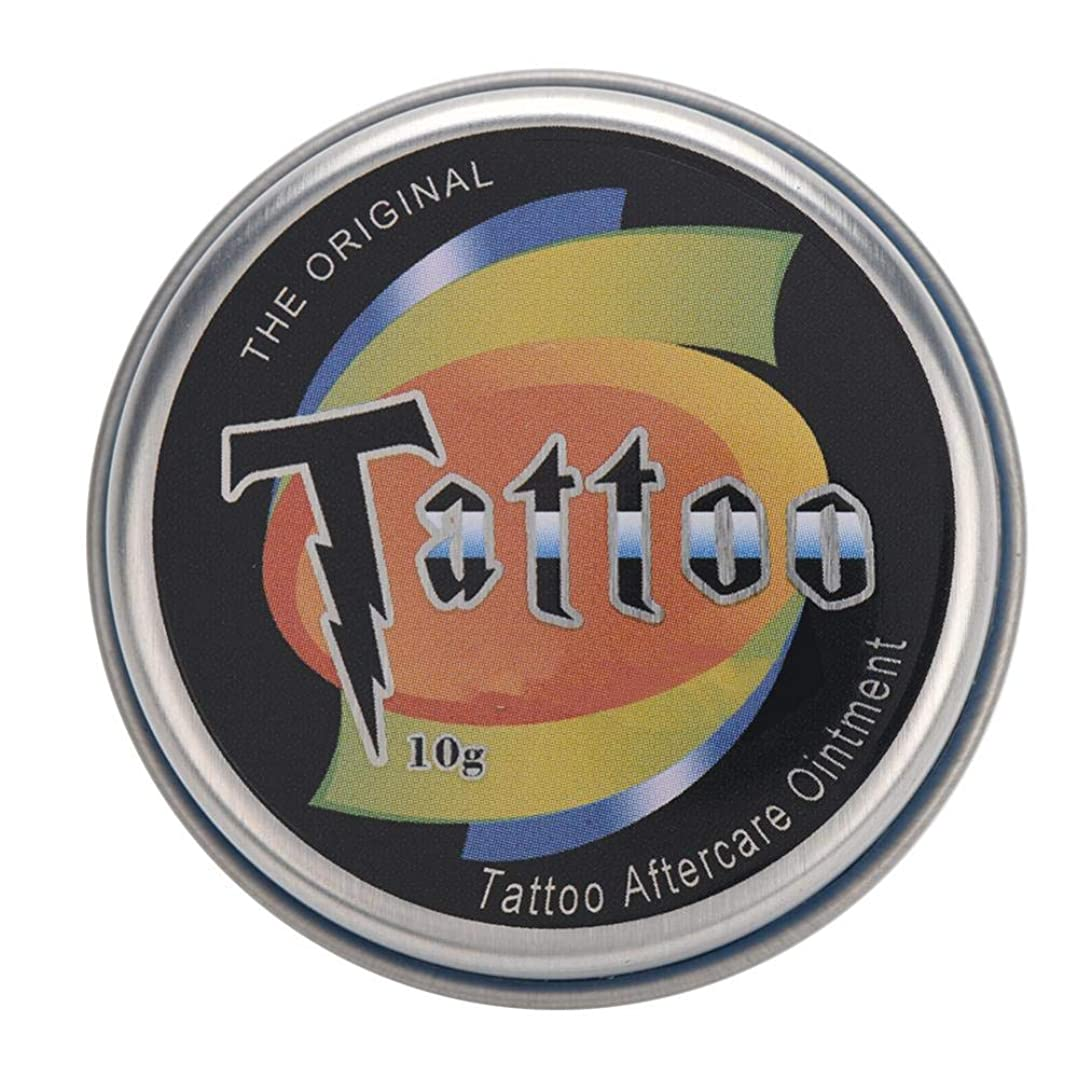 焦がす有限あなたは2タイプタトゥーアフターケアクリーム、タトゥー回復ヒーリングクリーム、タトゥー修復後の保湿スキンケア(10g)