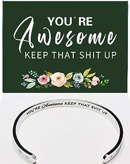 Bracelets for Women Inspirational Gifts for Women...
