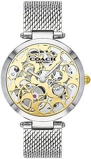 COACH PARK WOMEN's GOLD DIAL WATCH - 14503596