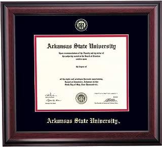 OCM Arkansas State Diploma Frame