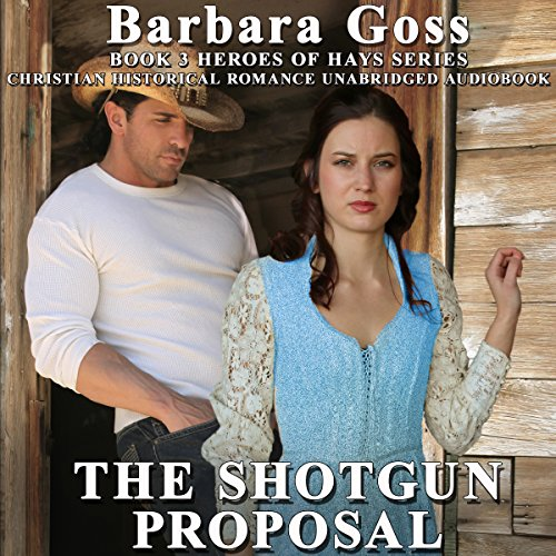 The Shotgun Proposal audiobook cover art