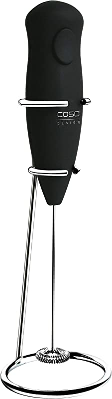 Caso Design Fomini High Speed Hand 11610 Milk Frother Black