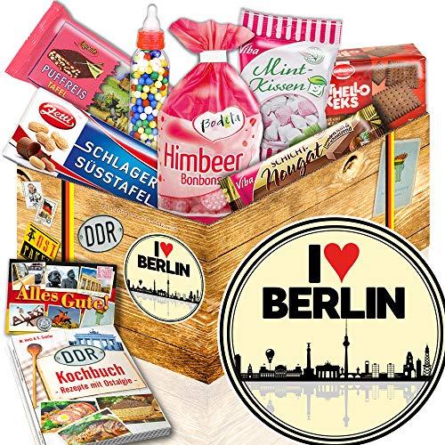 I love Berlin / Süßes Ostpaket / Berlin Geburtstagsüberraschung